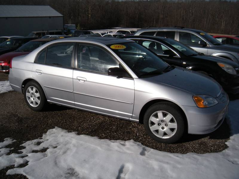 2002 Honda Civic For Sale At SMART BUY MOTORS In Germantown WI