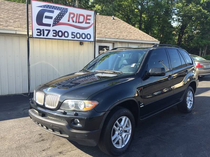 2004 BMW X5 4.4i In Indianapolis IN - EZRide