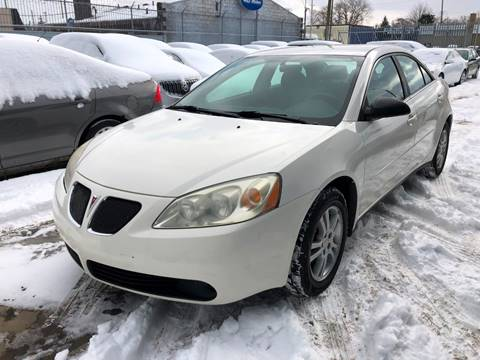 2005 Pontiac G6 for sale in Detroit, MI