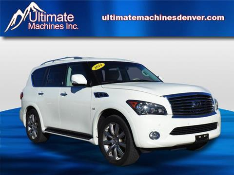 infiniti qx80 for sale in denver co. Black Bedroom Furniture Sets. Home Design Ideas
