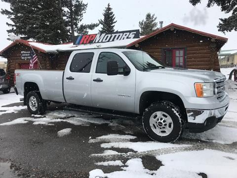 2012 GMC Sierra 3500HD for sale in Livingston, MT