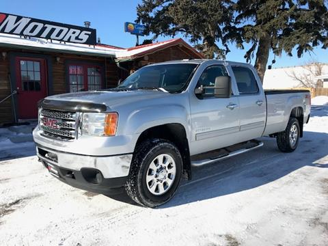 2013 GMC Sierra 2500HD for sale in Livingston, MT