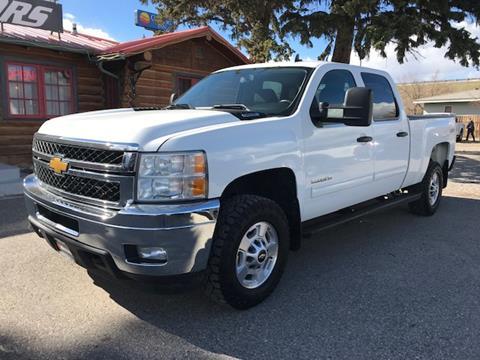2013 Chevrolet Silverado 2500HD for sale in Livingston, MT