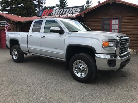 2017 GMC Sierra 2500HD for sale in Livingston, MT