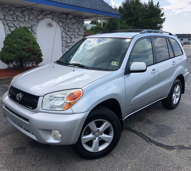 2005 Toyota RAV4 For Sale At Progressive Auto Finance In Fredericksburg VA