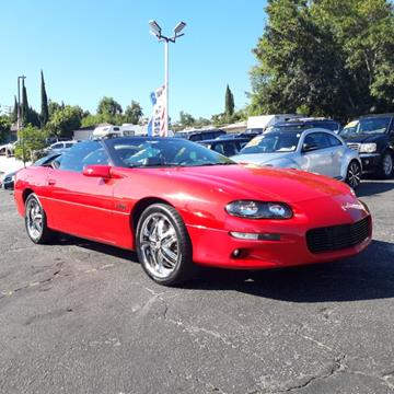 2000 Chevrolet Camaro For Sale In La Crescenta Ca