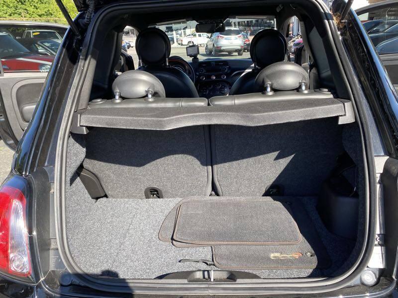2015 FIAT 500e 2dr Hatchback - La Crescenta CA