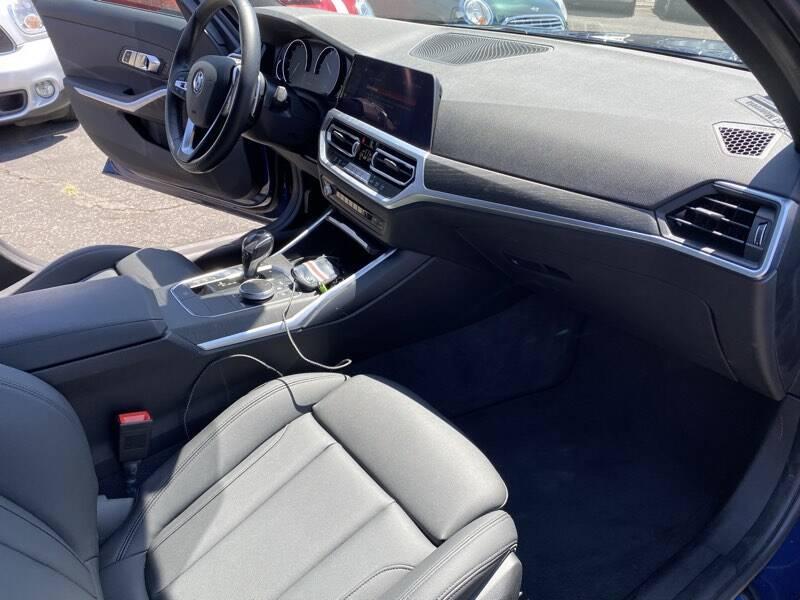 2020 BMW 3 Series 330i 4dr Sedan - La Crescenta CA
