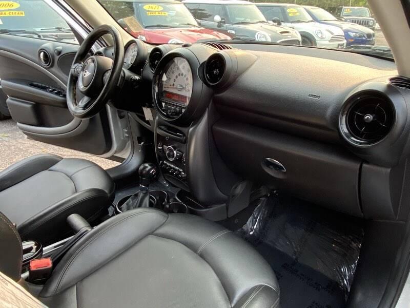 2013 MINI Countryman AWD Cooper S ALL4 4dr Crossover - La Crescenta CA