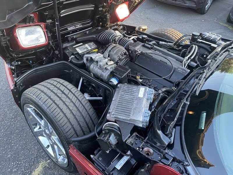 1994 Chevrolet Corvette 2dr Hatchback - La Crescenta CA
