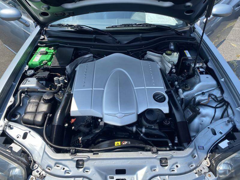 2004 Chrysler Crossfire 2dr Sports Coupe - La Crescenta CA