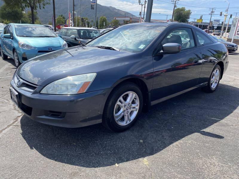2006 Honda Accord EX 2dr Coupe 5A w/Leather - La Crescenta CA