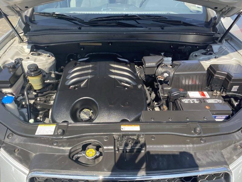 2009 Hyundai Santa Fe SE 4dr SUV - La Crescenta CA