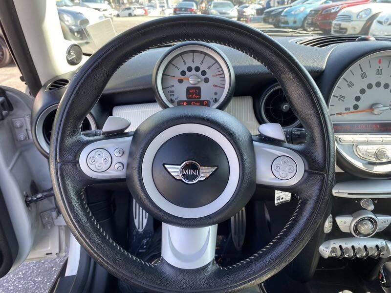 2010 MINI Cooper S 2dr Hatchback - La Crescenta CA
