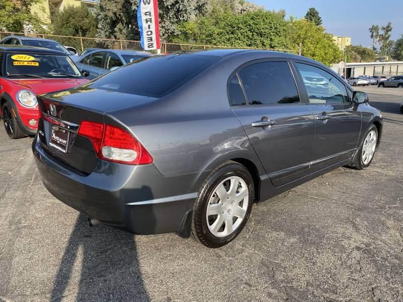 2010 Honda Civic LX 4dr Sedan 5A - La Crescenta CA
