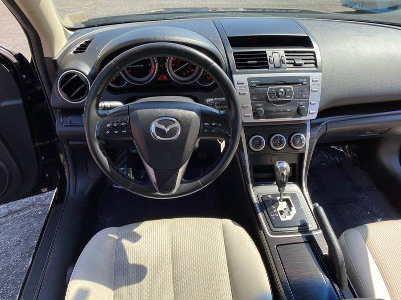 2012 Mazda MAZDA6 i Touring Plus 4dr Sedan - La Crescenta CA