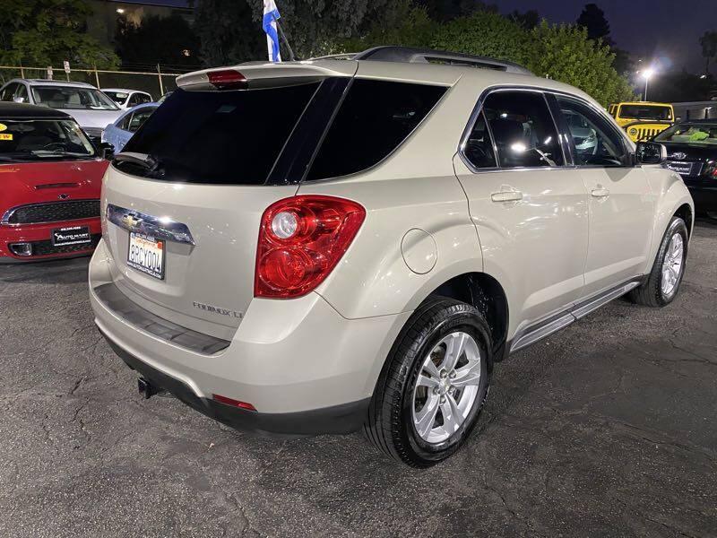 2014 Chevrolet Equinox AWD LT 4dr SUV w/1LT - La Crescenta CA