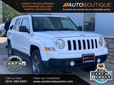 Jeeps For Sale In Ohio >> Jeep Patriot For Sale In Houston Tx Auto Boutique