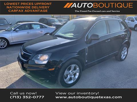 2015 Chevrolet Captiva Sport Fleet for sale in Houston, TX