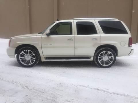 2006 Cadillac Escalade for sale at Scott's Automotive in West Allis WI