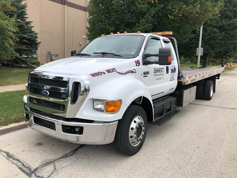 2011 Ford F-650 Super Duty for sale in West Allis, WI