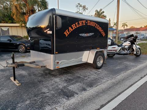 2000 Wells Cargo Utility Trailer for sale in St. Petersburg, FL