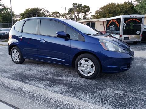 2013 Honda Fit for sale in St. Petersburg, FL