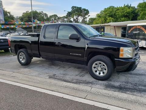 2007 Chevrolet Silverado 1500 for sale in St. Petersburg, FL
