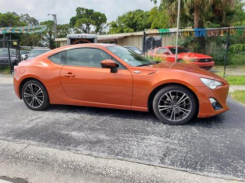 2014 Scion FR-S for sale in St. Petersburg, FL