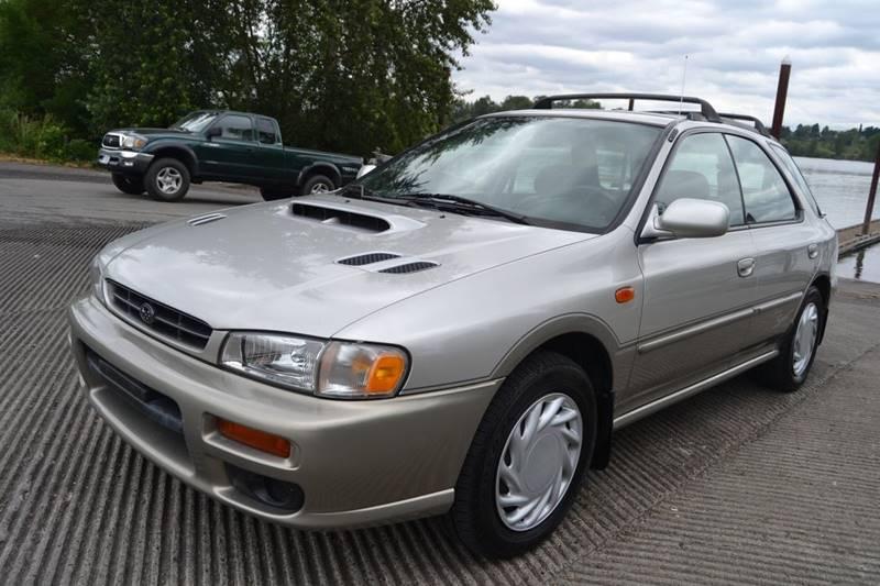 2000 Subaru Impreza Outback Sport In Portland Or White House Motors