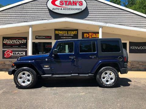 Jeep For Sale in Wayland, MI - Stans Auto Sales