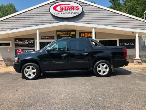 2008 Chevrolet Avalanche for sale at Stans Auto Sales in Wayland MI