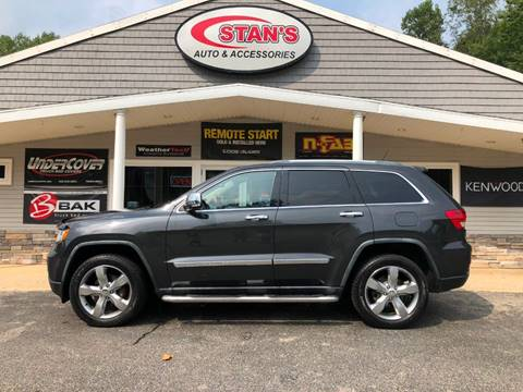 2011 Jeep Grand Cherokee for sale at Stans Auto Sales in Wayland MI