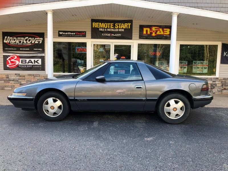 1989 Buick Reatta for sale at Stans Auto Sales in Wayland MI