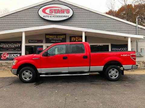2011 Ford F-150 for sale at Stans Auto Sales in Wayland MI