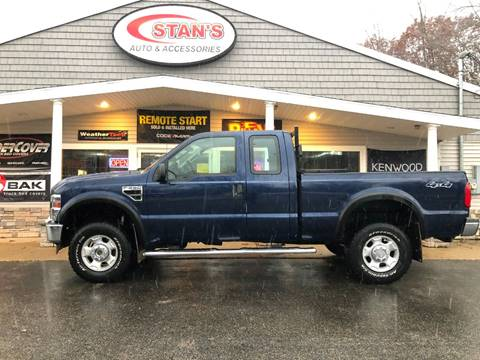 2009 Ford F-250 Super Duty for sale at Stans Auto Sales in Wayland MI