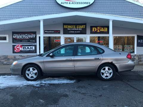 2002 Ford Taurus for sale at Stans Auto Sales in Wayland MI