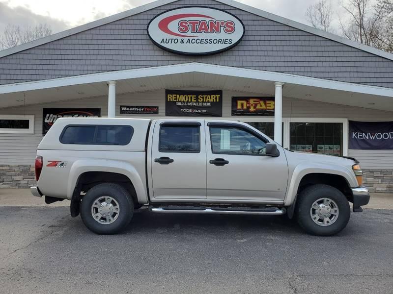 2007 Chevrolet Colorado for sale at Stans Auto Sales in Wayland MI