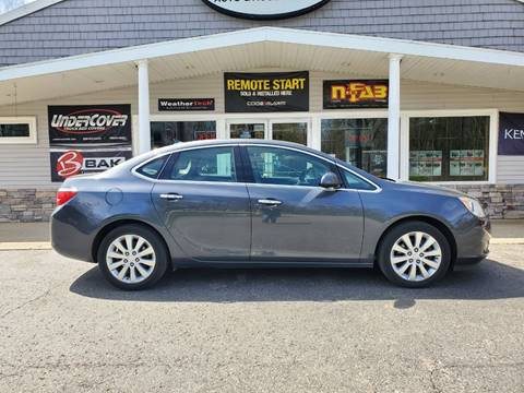 2012 Buick Verano for sale at Stans Auto Sales in Wayland MI