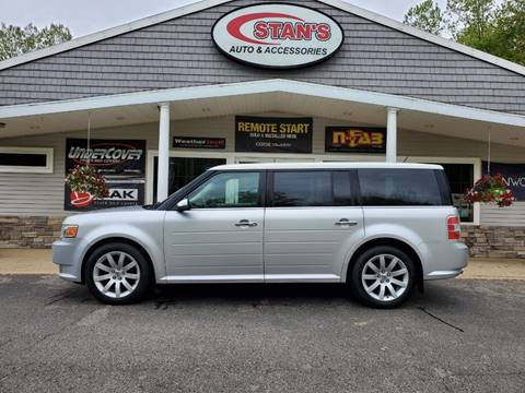 2010 Ford Flex for sale at Stans Auto Sales in Wayland MI