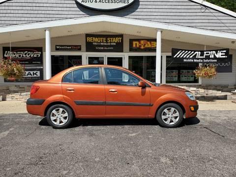 2009 Kia Rio for sale at Stans Auto Sales in Wayland MI