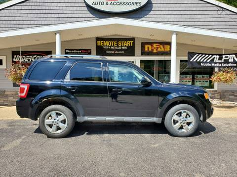 2009 Ford Escape for sale at Stans Auto Sales in Wayland MI