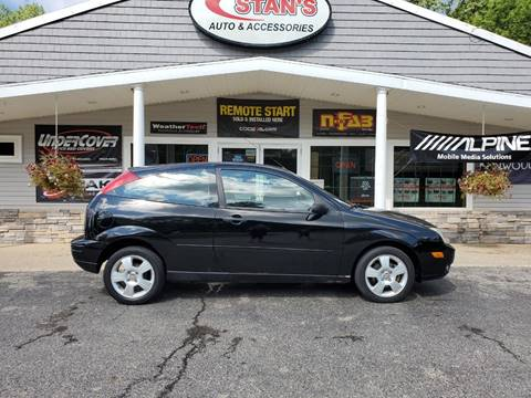 2007 Ford Focus for sale at Stans Auto Sales in Wayland MI