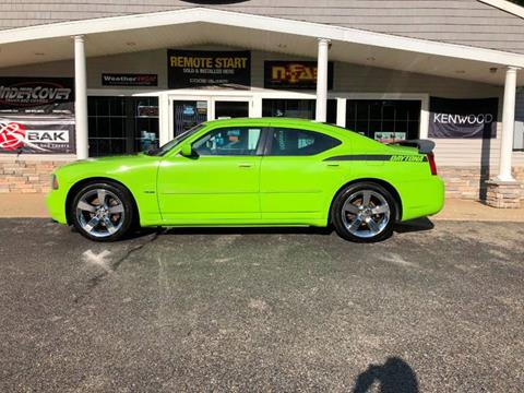 2007 Dodge Charger for sale at Stans Auto Sales in Wayland MI