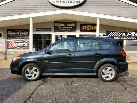 2008 Pontiac Vibe for sale at Stans Auto Sales in Wayland MI