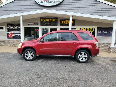 2005 Chevrolet Equinox for sale at Stans Auto Sales in Wayland MI