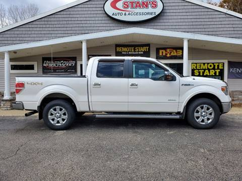 2013 Ford F-150 for sale at Stans Auto Sales in Wayland MI