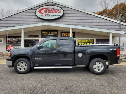 2007 GMC Sierra 1500 for sale at Stans Auto Sales in Wayland MI
