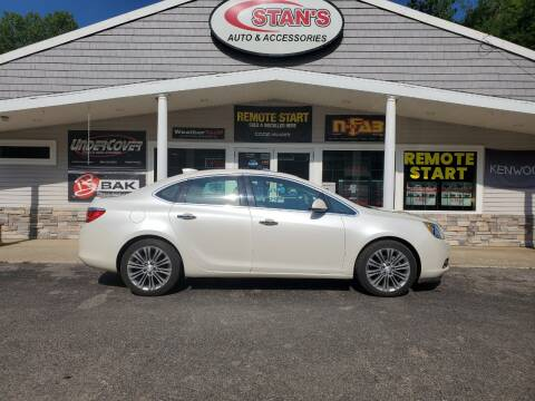2016 Buick Verano for sale at Stans Auto Sales in Wayland MI