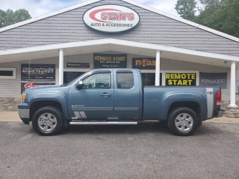 2010 GMC Sierra 1500 for sale at Stans Auto Sales in Wayland MI